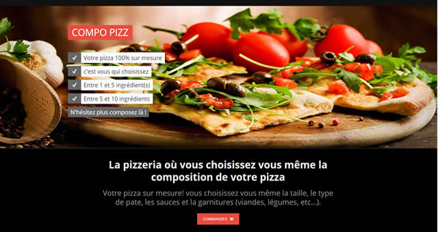 site adminsitrable de compo-pizz
