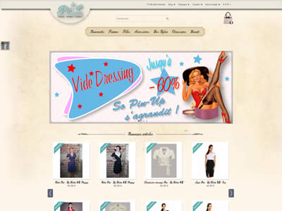 Boutique So Pinup-Up